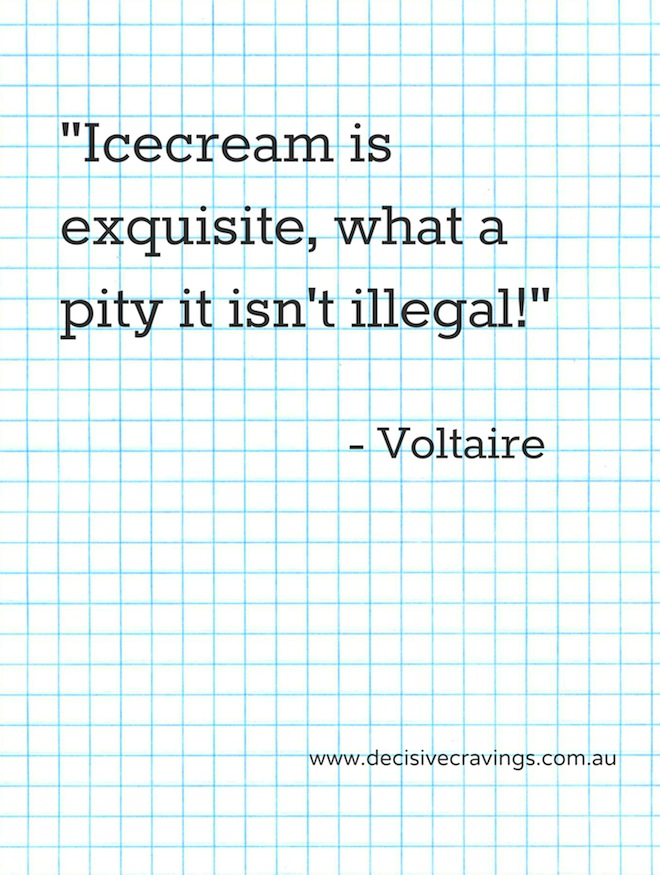 Food Quotes Part Two Voltaire