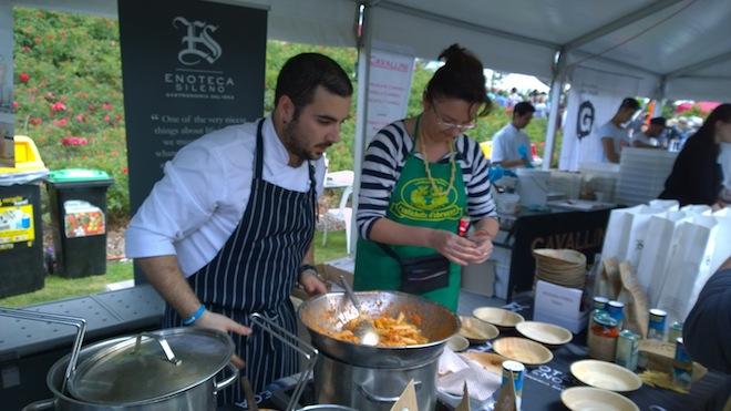 Melbourne Tomato Festival Enoteca Sileno