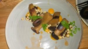 Sezar Restaurant BBQ King Brown mushrooms final