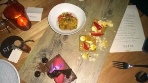 Sezar Restaurant dessert platter final