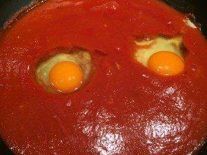 Bachelorette Eggs uncooked eggs
