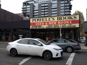 Portland Food Mini Guide Powells Books  PNG