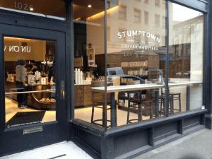 Portland Food Mini Guide Stumptown Coffee Roasters PNG