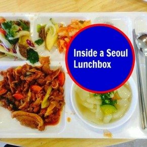 Inside a Seoul Lunchbox