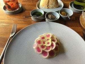 Locavore Ubud Beef (from Malang) served raw