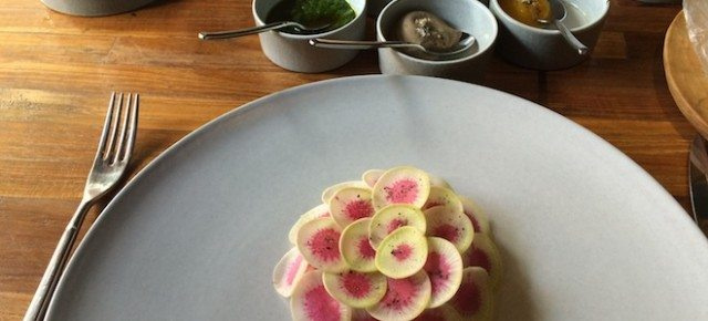 Travel: Locavore Restaurant Ubud