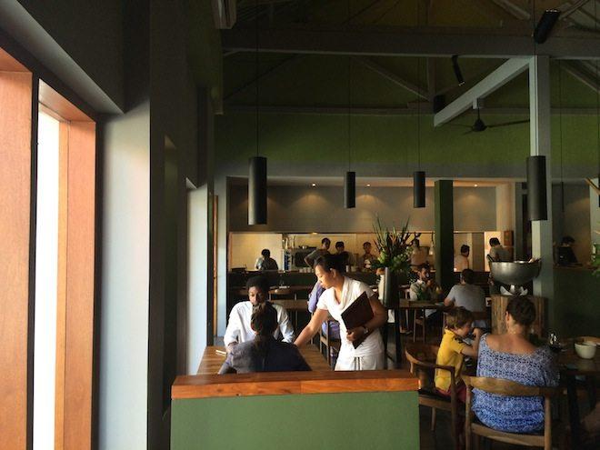 Locavore Restaurant Ubud Interior