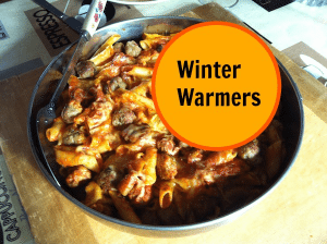 Winter Warmer recipes