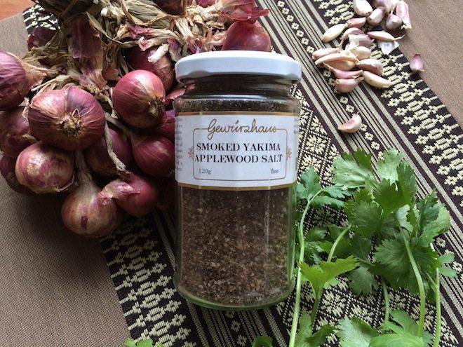 Gewurzhaus Yakima Applewood Smoked Salt