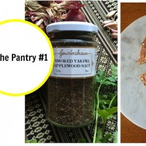 Foodie Stuff: In the Pantry #1