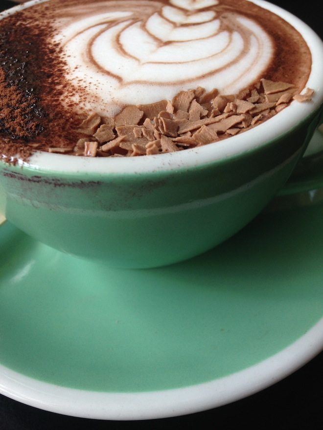 Melbourne's Best Hot Chocolate Cupcake Central