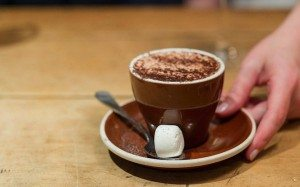 Melbourne's best hot chocolate Crabapple Kitchen hot chocolate close up final