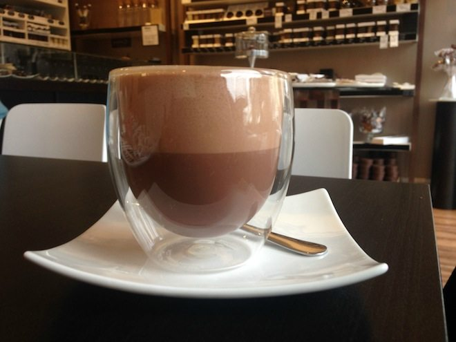 Melbourne's best hot chocolate Sisko