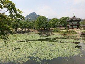 Seoul Food Palace grounds
