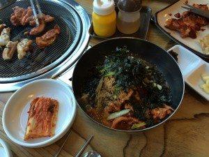 Seoul Food chicken bbq