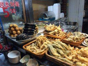 Seoul Food  more street food