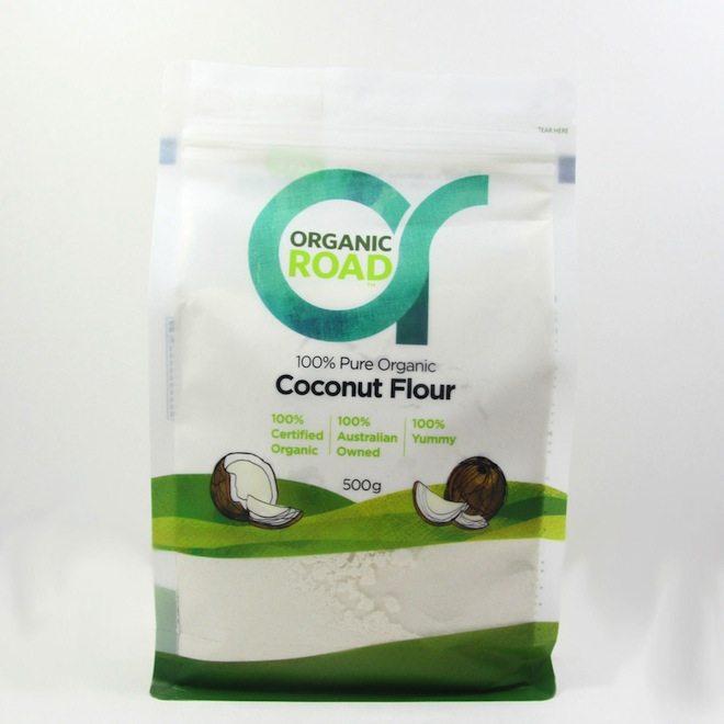 Organic Road Coconut Flour
