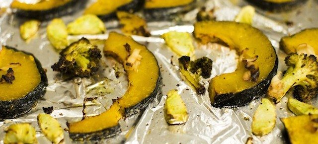 Recipe: Roast Pumpkin