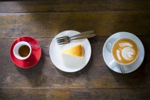 Cool cafes in Chiang Mai Akha Ama Coffee
