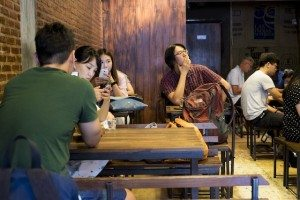 Cool cafes in Chiang Mai Ristr8to patrons