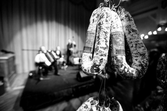 Melbourne Salami Festa 2015 salami symphony