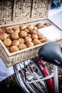 Melbourne Tomato Festival 2016 Bread Cart