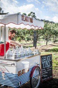 Melbourne Tomato Festival 2016 Gelatino Cart