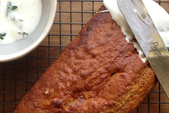 Double Ginger Cake