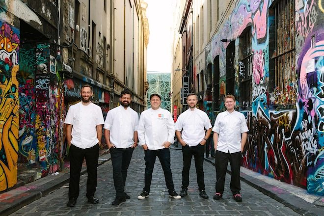 Melbourne Chefs committed to YUME HOUR Sat March 5, 2016