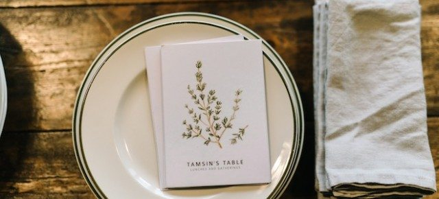 Foodie Profile #26 - Tamsin Carvan of Tamsin's Table