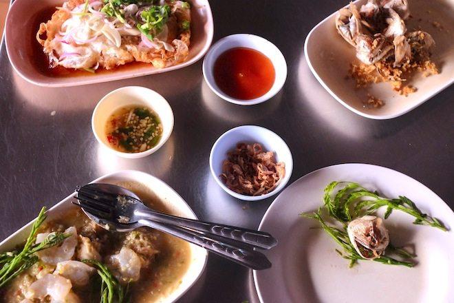 Bangkok Eats Soei Feast