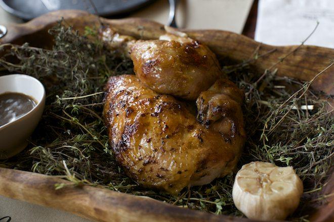 Cocotte Roast Chicken