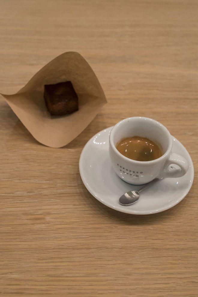 Omotesando coffee portrait Hong Kong