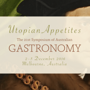 Event: The 21st Symposium of Australian Gastronomy