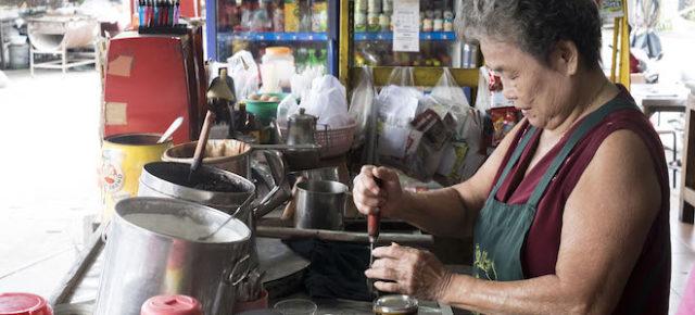 Street Life in Phitsanulok