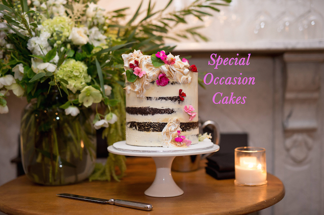 Special Occasion Cakes Melbourne cover by Jesse Hisco
