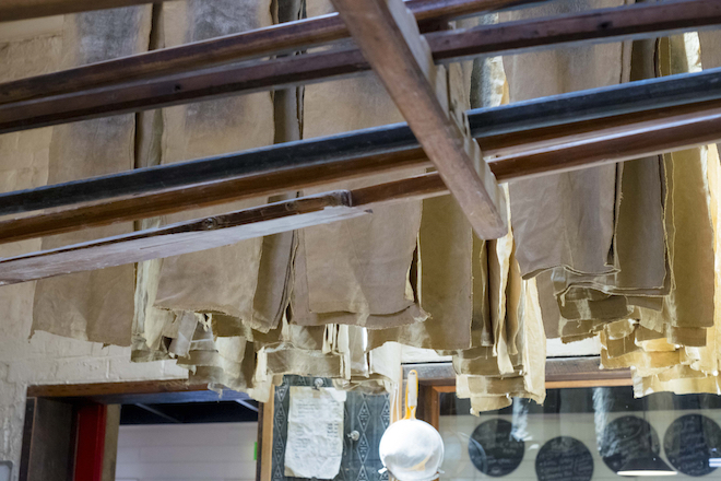 Red Beard Bakery Linen Hanging final