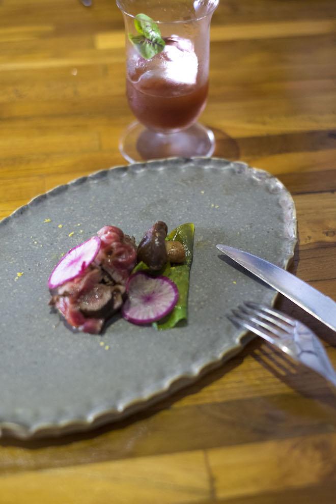 Locavore Restaurant Ubud Beef