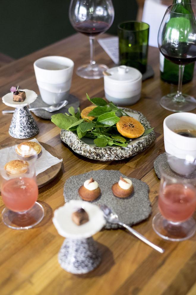 Locavore Restaurant Ubud Dessert