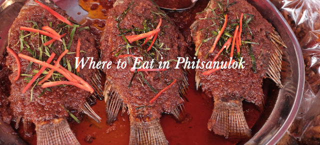 Where to Eat in Phitsanulok