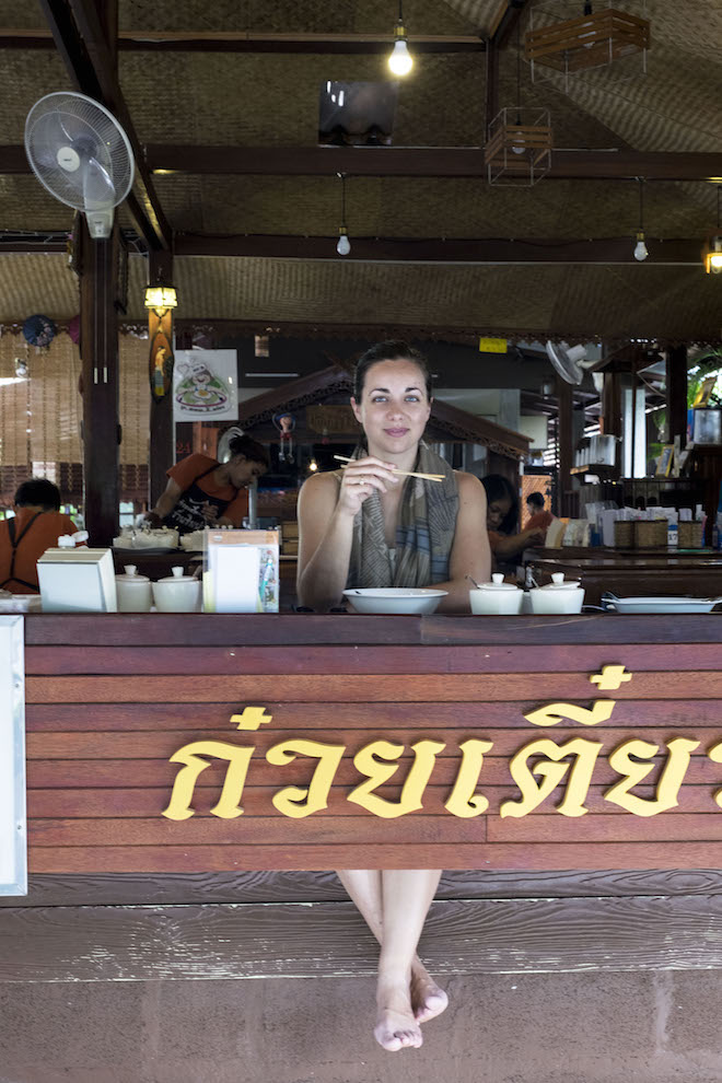 Where to Eat in Phitsanulok Hoikha Rimnan