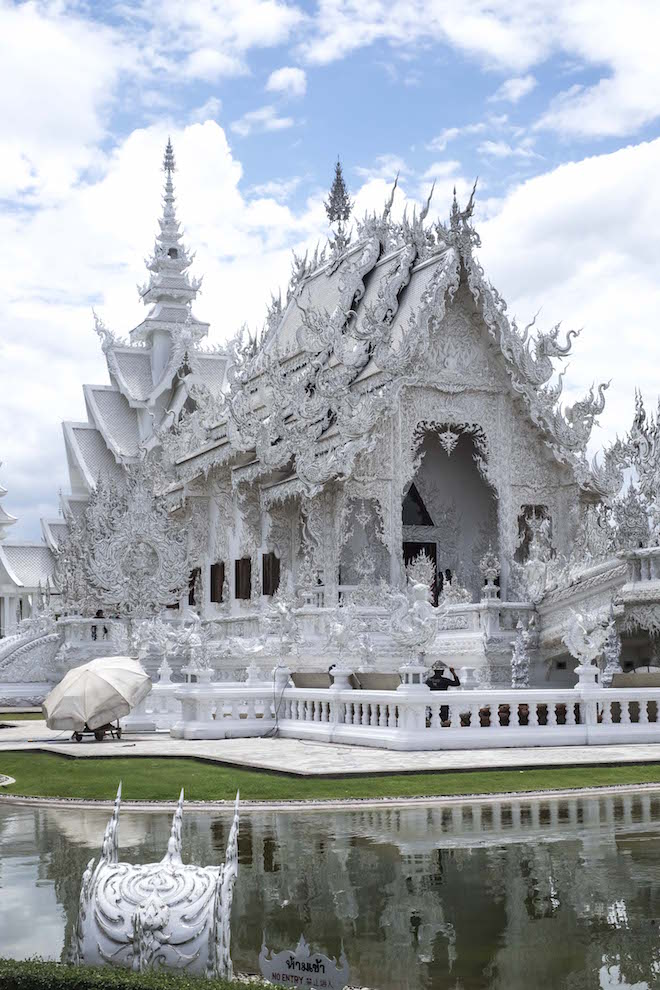 Chiang Rai Things to Do White Temple