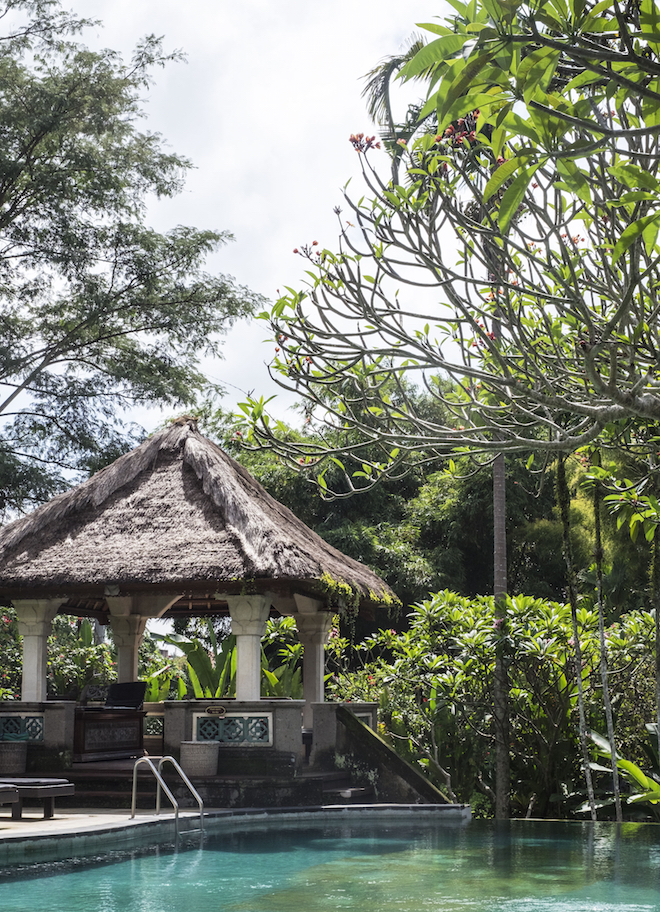 Honeymoon Guest House Ubud Bali