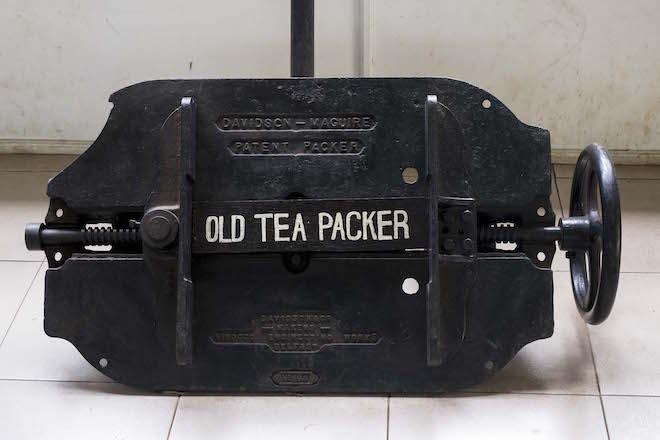 Sri Lanka Ceylon Tea Trails Old Tea Packer