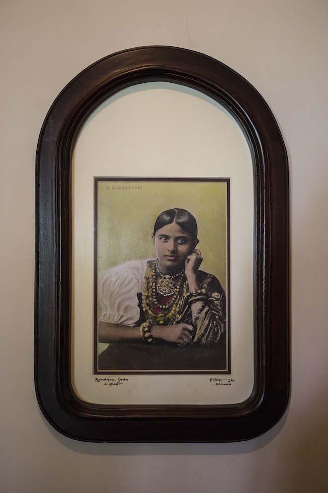 Sri Lanka Dunkeld Tea Estate Female Portraits