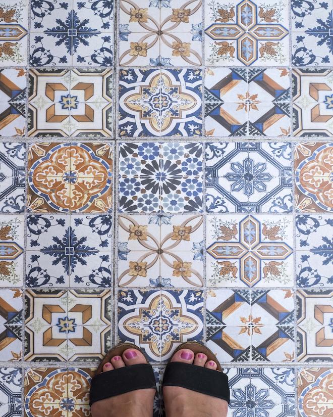 Phuket Old Town tiles 1 copy