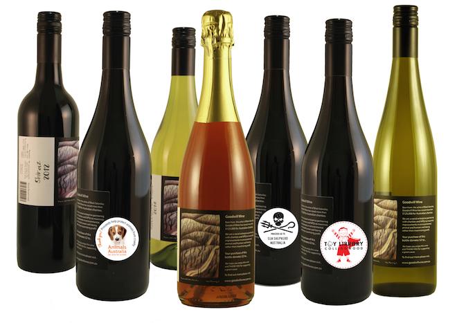 Goodwillwine Bottle Selection