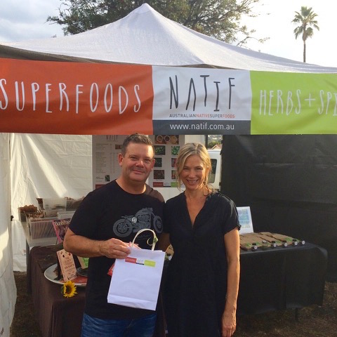 Natif native foods Luke Mangan and Julie Merlet