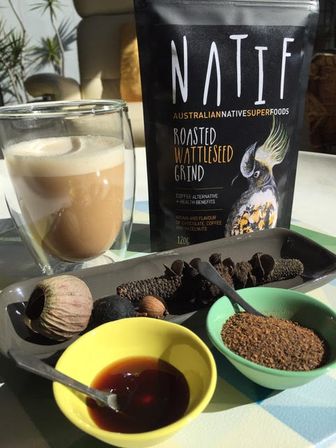 Natif native foods Wattleseed Grind