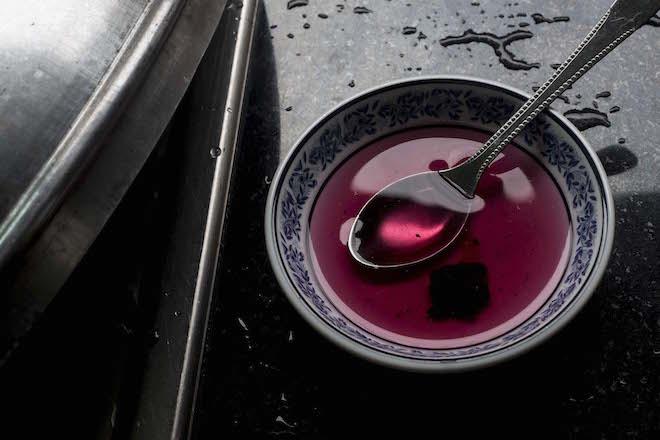 Khanom Chan recipe tint